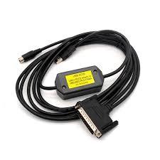 <b>Mitsubishi PLC</b> programming <b>interface</b> conversion cable for USB ...