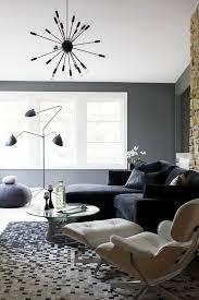 design black sofa set office