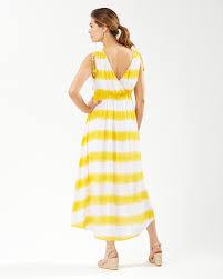<b>Tommy Bahama Set Sail</b> Stripe Maxi Sundress - Adventures In ...