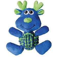 <b>Kong Weave</b> Knots <b>игрушка</b> для собак Лось 22 х 20 см