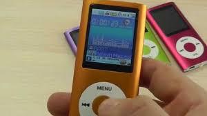"""ОБЗОР: MP3 / MP4 Плеер """"iCool"""" с Динамиком, Видео и Фото + ..."""