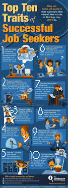 top ideas about job search infographics in this terrific infographic from the job search coach you ll see the top traits of uber successful job seekers which dont s are you doing