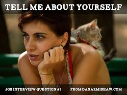 tell me about yourself job interview question by dan tell me about yourself job interview question by dan