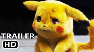 <b>POKEMON</b> DETECTIVE PIKACHU Official Trailer (<b>2019</b>) Live Action ...