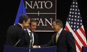 Acuerdo de cesión de Rota por Zapatero