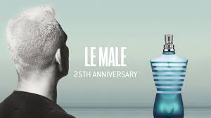 25th anniversary of <b>Le</b> Male | <b>Jean Paul Gaultier</b> - YouTube