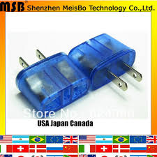 <b>Professional 10A 250V</b> ABS material Us to Taiwan mini plug for ...