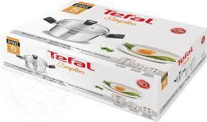 Купить <b>Кастрюля</b> Tefal Simpleo <b>2.7л</b> 20см с доставкой на дом по ...