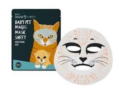 <b>Тканевая маска</b>-мордочка <b>смягчающая</b> (<b>Кошка</b>): свойства и ...