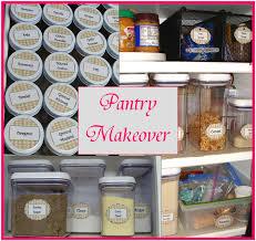 photos kitchen cabinet organization: image of organize kitchen pantry makeover