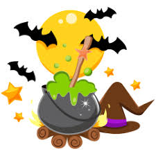 inktastic Wickedly Cute-<b>Halloween Witch</b> Cauldron Baby T-Shirt Tees