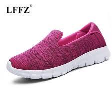 <b>LFFZ</b> 2019 New <b>Women</b> Sneakers Slimming Walking Fitness Swing ...