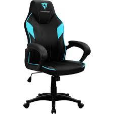Купить <b>Кресло компьютерное</b> игровое <b>ThunderX3</b> EC1-Black ...