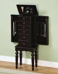 powell ebony jewelry armoire amazoncom antique jewelry armoire