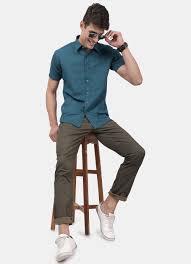 Buy Casual Wear for Men | Derby <b>Shirts</b> & <b>Jeans</b> | Slim Fit Casual ...