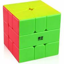 <b>Qiyi Qifa Square one</b> SQ1 Stickerless Speed <b>Magic</b> Cube Puzzle ...