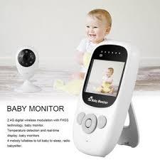 Shop <b>2.4GHz Wireless Digital</b> LCD <b>Color</b> Baby Monitor Camera ...