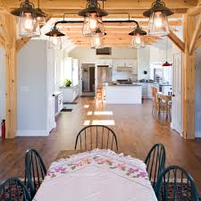 lighting for beams traditional dining room lighting fixture with industrial 3 lights pendant lamp on exposed beams lighting