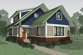Bungalow House Plans   Houseplans comSignature Craftsman Exterior   Other Elevation Plan       Houseplans com