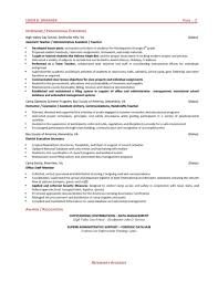 police chief resume cover letter law enforcement  seangarrette copolice chief resume