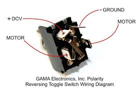 how to wire a dpdt rocker switch for reversing polarity 5 images dc reversing switch wire diagram furthermore 5 toggle
