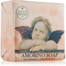 Nesti Dante <b>Amorino Rose Bouquet</b> роскошное <b>мыло</b> | notino.ru