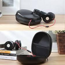 <b>Case</b> for Headphones Headphone Headset Portable EVA <b>Carrying</b> ...