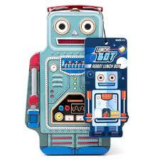 <b>Ланч</b>-<b>бокс Робот Robot</b> (<b>SUCK UK</b>) купить по цене 1 700 руб. в ...