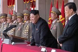 「北朝鮮軍事パレード」の画像検索結果