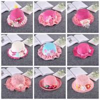 Baby Boy <b>Straw</b> Summer Hat for Sale