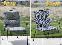 patio chair cushions amazing patio chairs covers