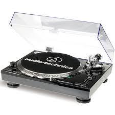 <b>Виниловый проигрыватель Audio</b>-<b>Technica</b> AT-LP120 USB HC