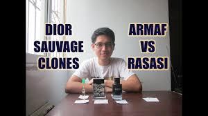 Dior Sauvage Clones | Armaf Ventana vs <b>Rasasi Rumz Al Rasasi</b> ...