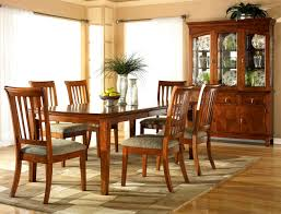 Formal Dining Room Sets Ashley Cherry Wood Dining Table And Chairs Ethan Allen Dining Room Sets