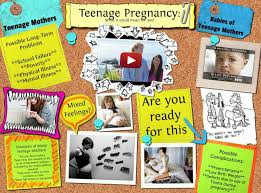 essay on teenage pregnancy words