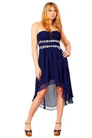 """Résultat de recherche d'images pour """"robe bustier femme bleu marine"""""""