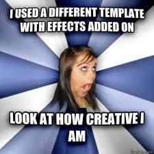 Image - 294302]   Annoying Facebook Girl   Know Your Meme via Relatably.com