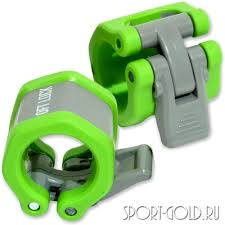 <b>Замок</b> для грифа 25 мм пластиковый <b>Original FitTools</b> FT-STD25 ...