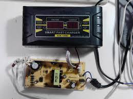 Интеллектуальное зарядное устройство SON-1206D | zhevak
