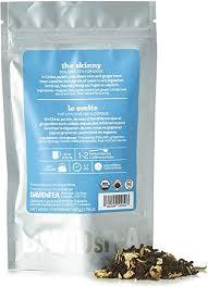 DAVIDsTEA Organic The Skinny Loose Leaf <b>Tea</b>, <b>Premium Oolong</b> ...