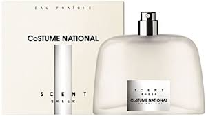 <b>Costume National Scent Sheer</b> Perfume by Costume National for ...