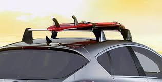 Крепление для перевозки доски для ... - Opel Meriva Accessories