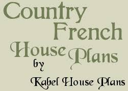 Country French House Plans   Country French Designed Home Planslouisiana house plans kabel logo