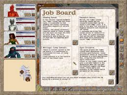 screenshots towns and forts frequently have job boards where you can get optional extra missions 4 features almost 200 quests there s never a shortage of