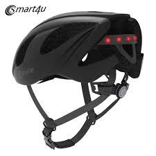 <b>Smart4u SH55M</b> Bicycle <b>Helmet 6</b> LED Warning Light Smart <b>Helmet</b> ...