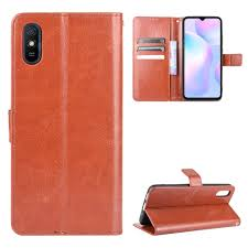 <b>ASLING Phone</b> Case for Xiaomi Redmi 9A Brown Cases & Covers ...