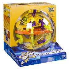 "<b>Головоломка</b> ""<b>Perplexus</b> Original"", 100 барьеров Spin Master ..."