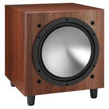 Monitor Audio Bronze W10, купить <b>активный сабвуфер Monitor</b> ...