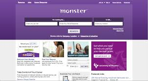 top websites for jobs monster who hasn t heard of this site it s only the largest job posting site in the entire world and it offers very intuitive job search tools