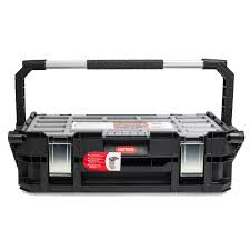 "22"" Connect <b>cantilever tool box KETER Ящик</b>-органайзер для ..."